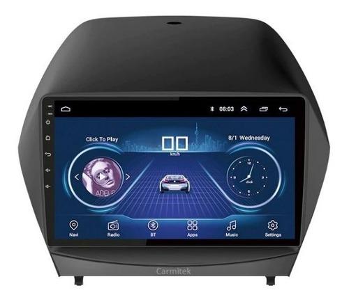 Radio Android 10.1 Para  Hyundai Tucson Ix35 2011-15 2 Gigas