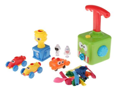Brinquedos Divertidos Para Carros Movidos A Balão De