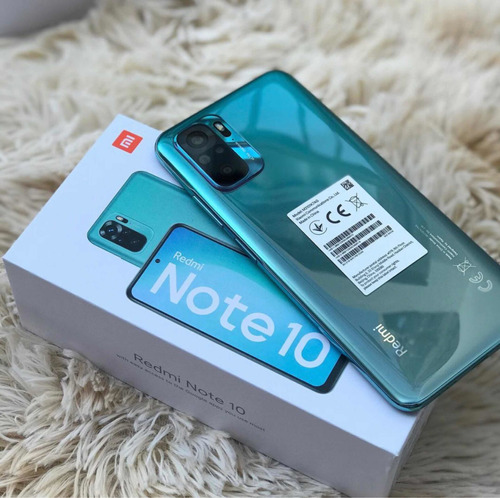 Redmi Note 10 4/64gb Índia