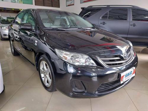 Toyota Corolla 1.8 Gli 16v Flex 4p Automático Blindado