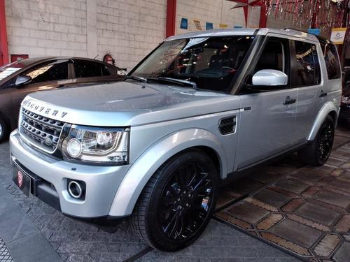 Land Rover Discovery 4 Sdv6 Se 2015 Impecavel Blindada