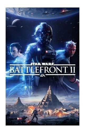 Star Wars: Battlefront Ii (2017) Standard Edition Electronic Arts Pc  Digital