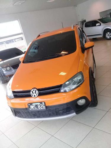 Volkswagen Crossfox 2011 1.6 Comfortline