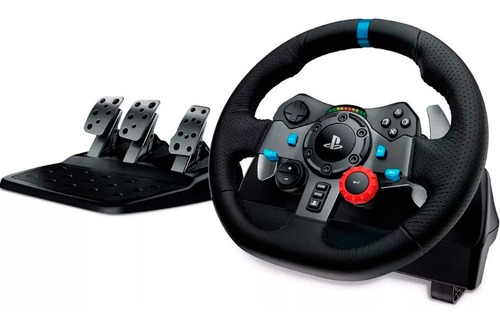 Timon Gamer Logitech G29 Driving Force Ps3 Ps4 941-000111