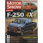 Motor Show Nº277 Ford F 250 4x4 Pt Cruiser Classic Audi Q7