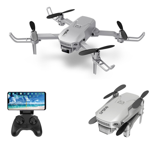 Mini Drone De Brinquedo Baixo Alcance H1 Rc Com Câmera