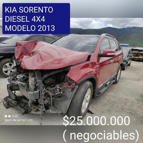 Kia Sorento Radical 2.2c