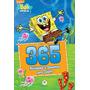 Bob Esponja 365 Atividades & Desenhos Para Colorir
