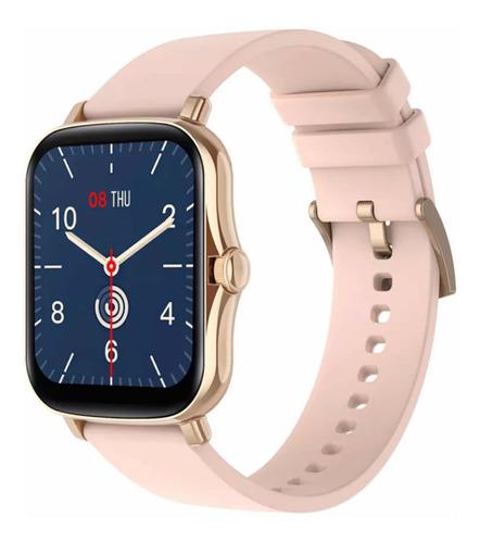 Relógio Inteligente Smartwatch Ip67 Android E Ios