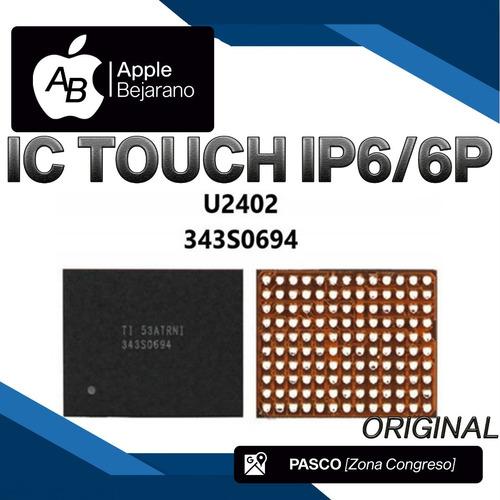 Ic De Touch Tactil iPhone 6 / 6 Plus U2402 Meson Apple Serv