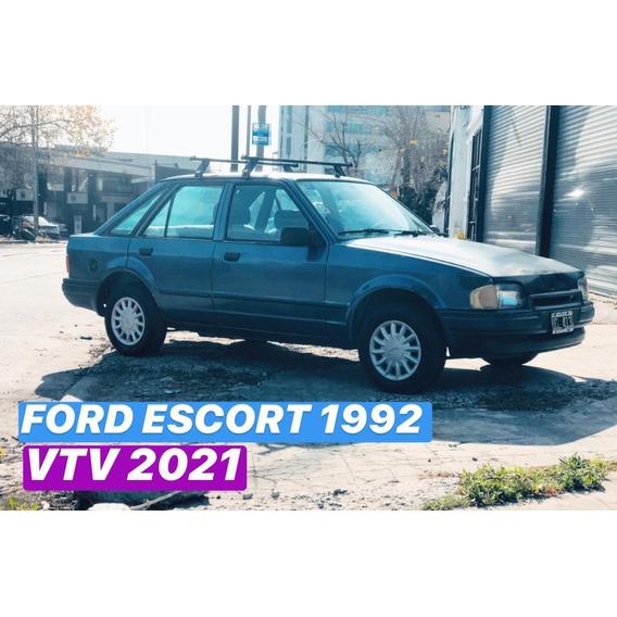Ford Escort 1.6 Lx Aa 1992