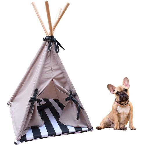 Caminha Cabana Pet Toca Oca Tenda Cama Cachorro Gato Cão M