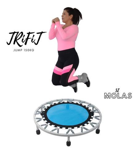Cama Elástica Mini Jump Profissional Suporta 150kg Envio 24h