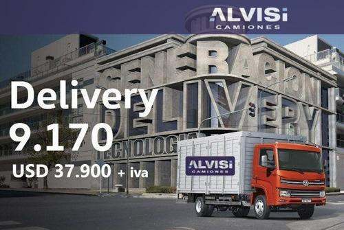 Volkswagen 9-170 Delivery Carga 5.8 Ton. Sin Urea + Iva