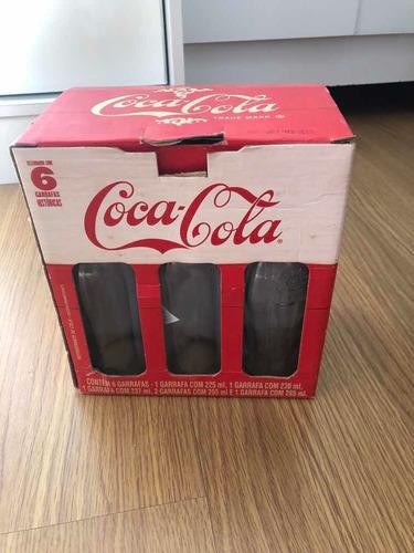 Garrafas Da Coca Cola - Anos Históricos ( Vazias)