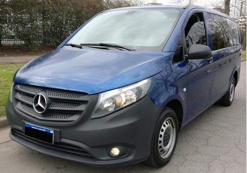 Mercedes Benz Vito 111 Cdi Furgon Mixto