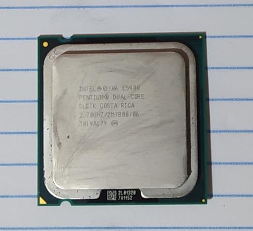 Processador Intel Pentium Dual Core E5400