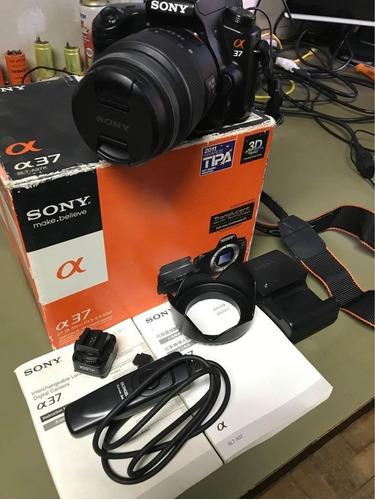 Câmera Fotográfica Sony Alpha 37