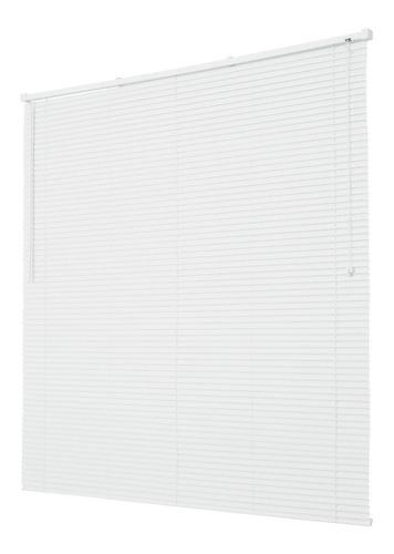Persiana Horizontal De Pvc- 1,60x1,30m  Off Evolux