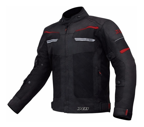 Jaqueta Motoqueiro Motoboy Moto 100% Impermeavel X11 Breeze