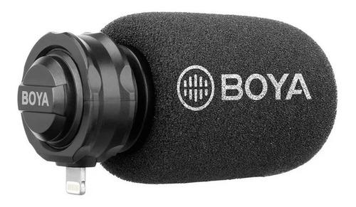 Microfone Boya By-dm200 (iPhone/iPad) - Recondicionado