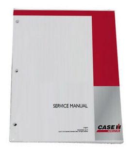 Manuales De Servicio Case Ih Digital