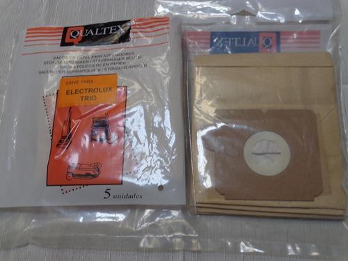 Bolsas Aspiradora Electolux Trio Quality Lote 2envases De 5u