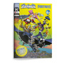 Batman/fortnite Ponto Zero N°1 Código De Skin Da Arlequina
