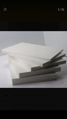 Placa Pvc Blanco 5 Mm
