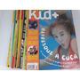 Kit 18 Revista Kid Com Temas Diversos E Edições