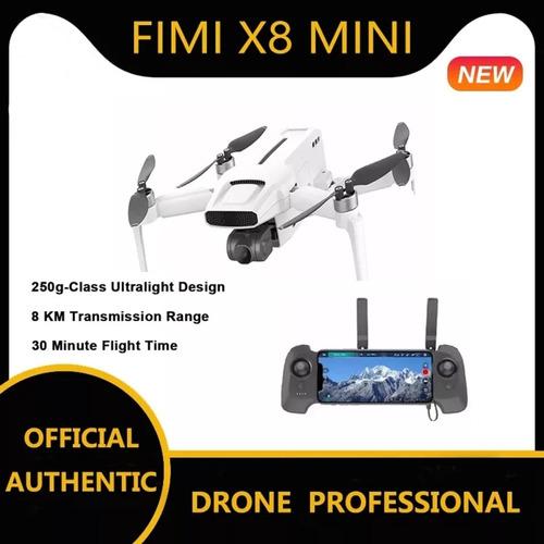 Drone Fimi X8 Mini 4k Gps 8km Lançamento (lacrado Na Caixa)