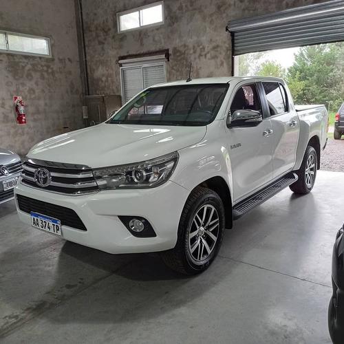 Toyota Hilux Srx 2.8 4x4 2016
