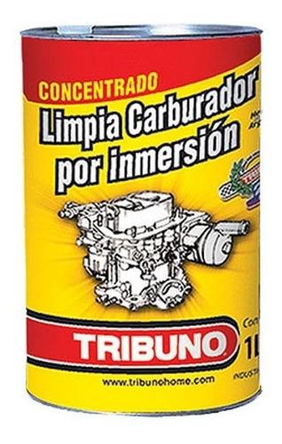 Limpiacarburadores Por Inmersion X 1 Litro Tribuno