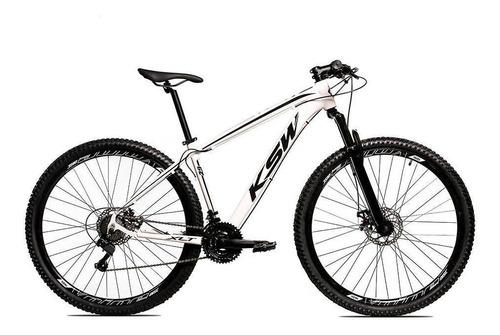 Bicicleta Aro 29 Ksw Shimano 21 Vel A Disco Ltx Promoção