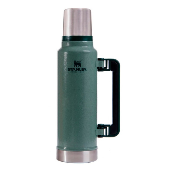 Termo Acero Inoxidable Stanley 1,4 Lts Clasico Large