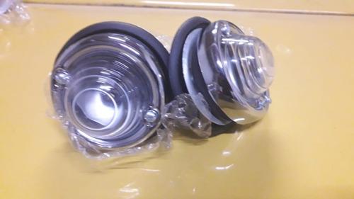 Par Lanterna Dianteira Shelby Cobra 427 Speedster 356 Buggy