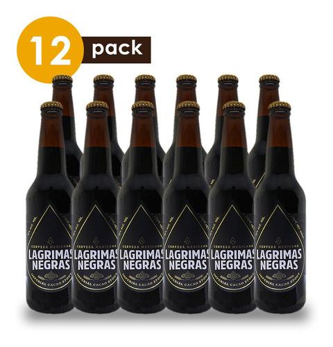 Cerveza Rámuri Lágrimas Negras Cervexxa Beerpack 12