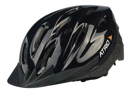Capacete Atrio Ajustável Mtb Sports Bicicleta Ciclista Tam M