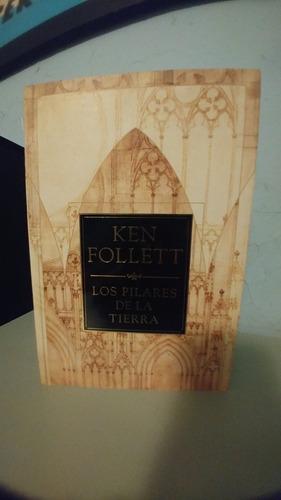 Los Pilares De La Tierra Ken Follett