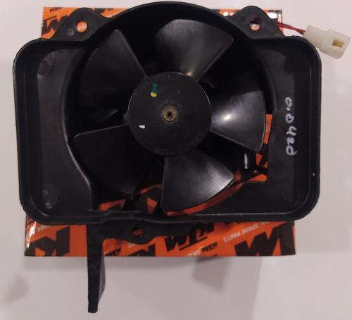 Ventilador Radiador Ns200 Y Dominar 400 Original