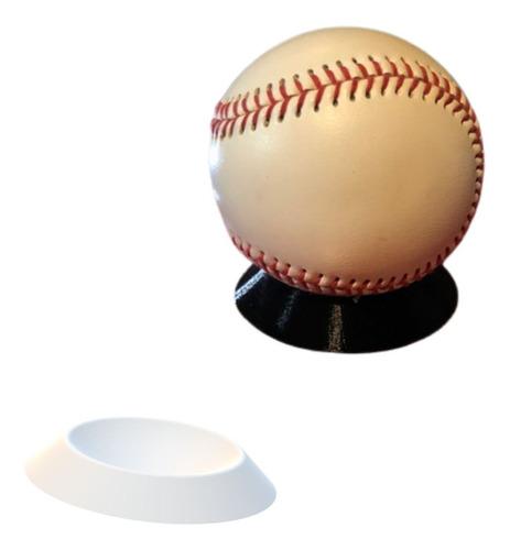 Suporte Para Bola Baseball Taco Decoração Enfeite