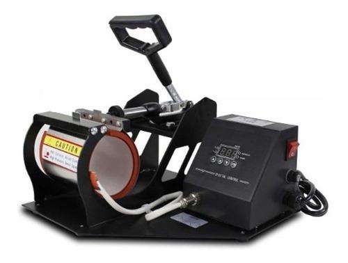 Estampadora Sublimadora Addacor Mp-160 Pro  Negra 220v