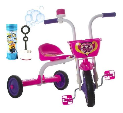 Triciclo Infantil Kids Menino Menina  - Ultra Bikes