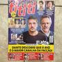 Revista Ti Ti Ti 909/16 Safadão/anitta/sabrina/ivete/