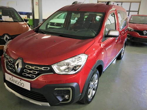 Renault Kangoo 1.6 Sce Stepway Plan 100% Financiado Cm