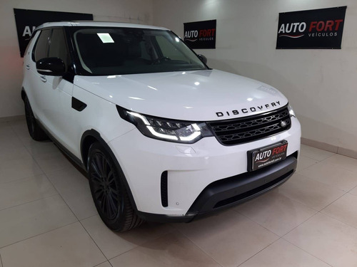Land Rover Discovery 3.0 V6 Td6 Diesel Hse Luxury 4wd