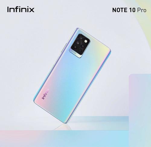 Infinix Note 10 Pro 128gb + 8gb De Ram Lacrado