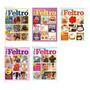 Kit 5 Revistas Feltro Coleção Arte Com As Mãos Lote 3