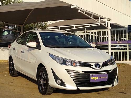 Toyota Yaris Sedan 1.5 Xls Cvt (flex)