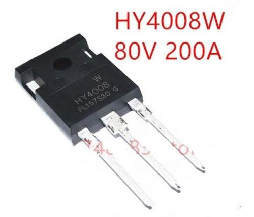 Transistor Mosfet Hy4008w ---. 80v / 200a